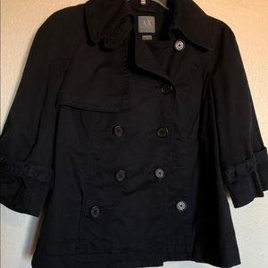 A|X Armani Exchange Peacoat Small